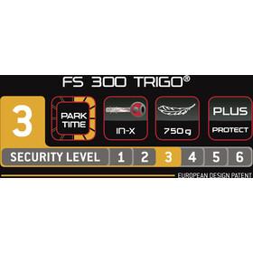 Trelock FS 300 Trigo Folding Lock incl. holder green